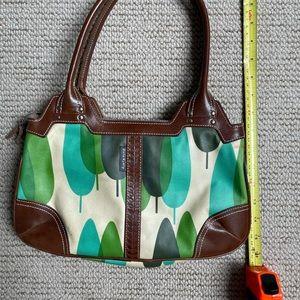 Orla Kiely Purse handbag Alpine design